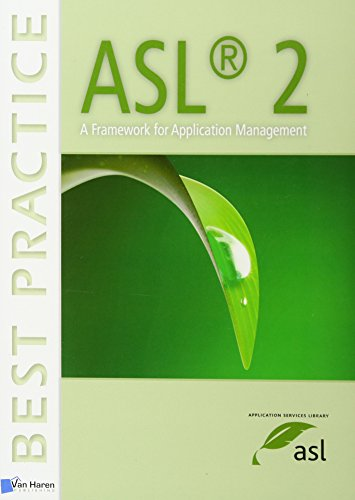 9789087533137: ASL2 - A Framework for Application Management