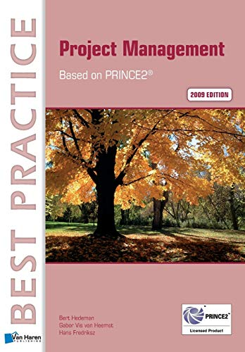 9789087534967: Project Management Based On Prince2 (Best Practice Series)