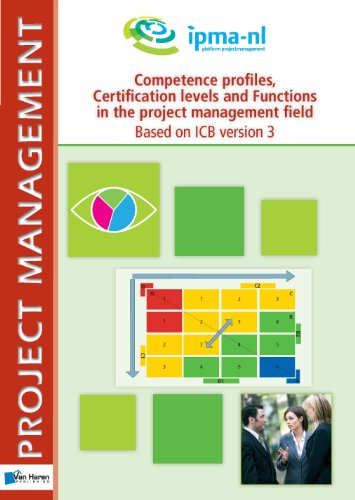 9789087535827: Competence profiles, Certification levels and Functions in project management: based on ICB version 3