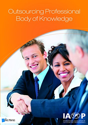 9789087536138: Outsourcing Professional Body Of Knowledge - Opbok Version 9 (IAOP Series. Business Management)