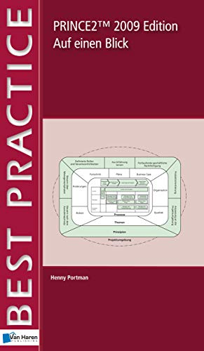 9789087536268: Prince2 - Quick Reference Card (German Edition)