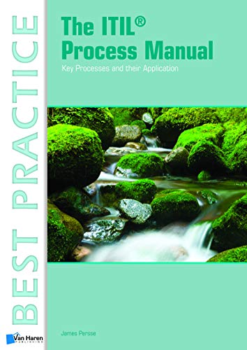9789087536503: The ITIL Process Manual (Best Practice Library)