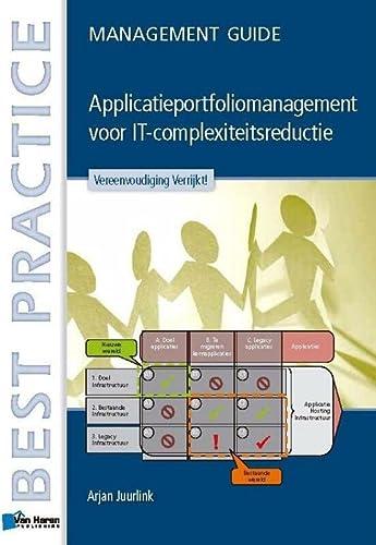 Applicatieportfoliomanagement Voor Itcom (Best practice): Juurlink, Arjan