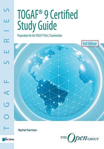 9789087537425: TOGAF® 9 Certifi ed Study Guide