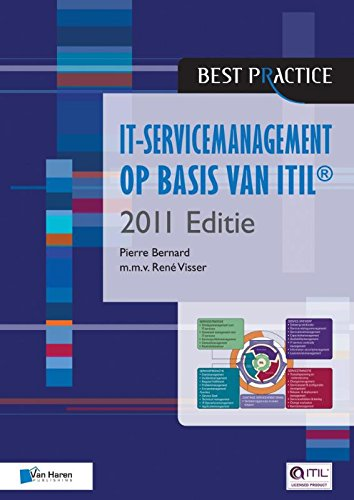 It-servicemanagement Op Basis Van Itil (Paperback): Pierre Bernard