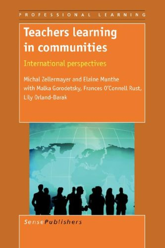 9789087901769: Teachers Learning in Communities: International Perspectives (Professional Learning)