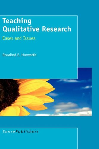 9789087902032: Teaching Qualitative Research: Cases and Issues
