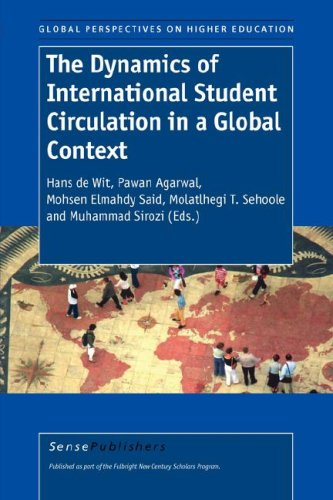 9789087902582: The Dynamics of International Student Circulation in a Global Context