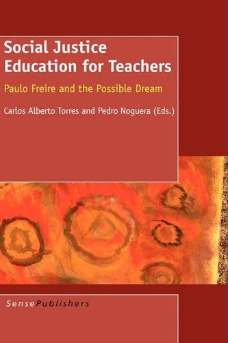 9789087902704: Social Justice Education for Teachers