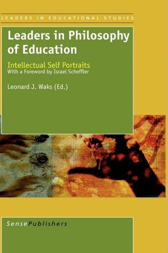 9789087902865: Leaders in Philosophy of Education (Leaders in Educational Studies)