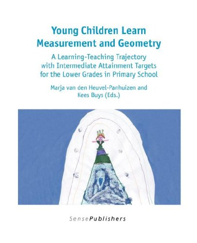 9789087903978: Young Children Learn Measurement and Geometry