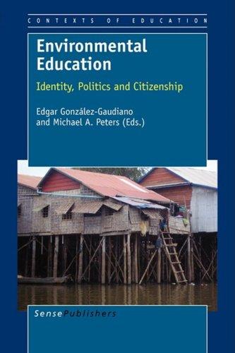 9789087906139: Environmental Education (Contexts of Education)