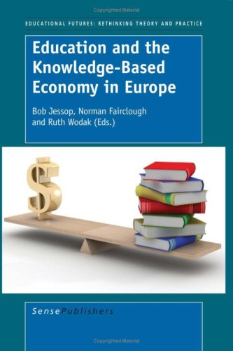 9789087906221: Education and the Knowledge-Based Economy in Europe (Educational Futures)