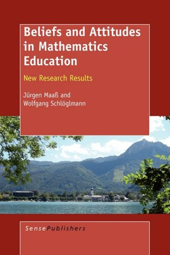 9789087907211: Beliefs and Attitudes in Mathematics Education