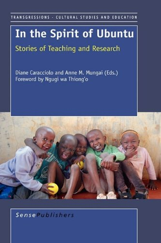 In the Spirit of Ubuntu: Stories of Teaching and Research