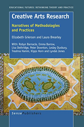 Creative Arts Research: Narratives of Methodologies and Practices: Elizabeth Grierson