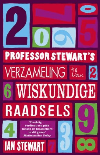 9789088030468: Professor Stewart's verzameling van wiskundige raadsels