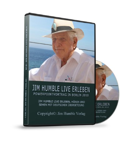 Jim Humble live erleben: Powerpointvortrag in Berlin 2010 (DVD video) - Jim Humble