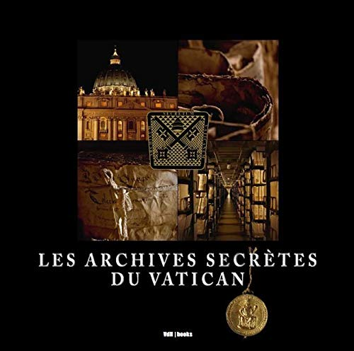 9789088810091: Vatican Secret Archives (French Edition)