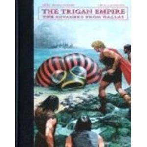 9789088860256: Trigan Empire: The Invaders from Gallas v. 1