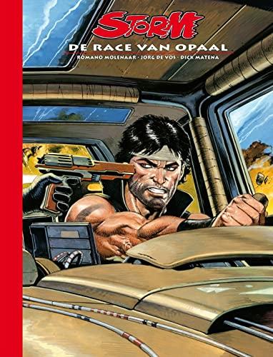 9789088861338: 28 De race van Opaal (Storm: dossier editie)