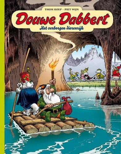 9789088861581: Het verborgen dierenrijk (Douwe Dabbert)