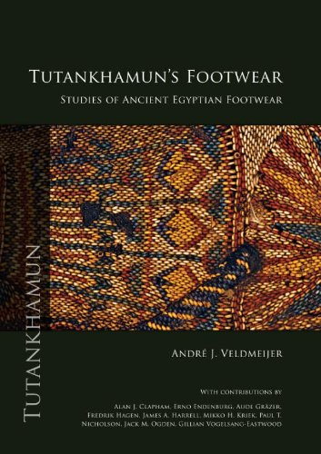 9789088900761: Tutankhamun's Footwear