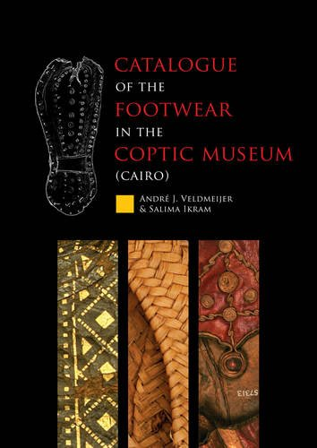 9789088902536: Catalogue of the Footwear in the Coptic Museum (Cairo)
