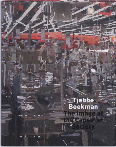 9789089101143: Tjebbe Beekman: The Image of the Capsular Society (E/ NL/ G)