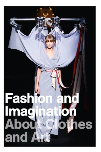 9789089101402: Fashion and Imagination: About Clothes and Art