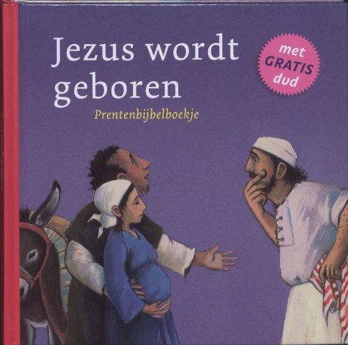 9789089120199: Jezus wordt geboren + dvd / druk 1
