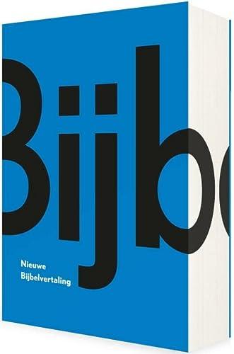 9789089121080: Bijbel: nieuwe bijbelvertaling