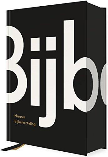 9789089121110: Bijbel NBV Standaard: (zwart)