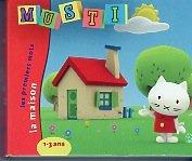9789089170354: Les premiers mots de Musti: La Maison