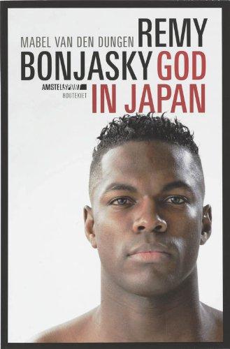 9789089180063: Remy Bonjasky: God in Japan (Amstel Sport)