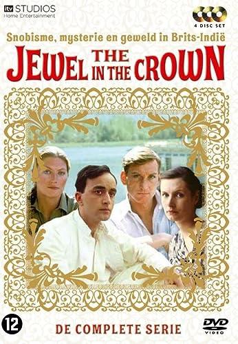 9789089410214: The Jewel in the Crown: de complete serie