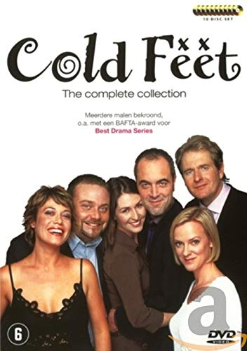 9789089411969: Cold Feet - The Complete Series [10 DVD] [1997]