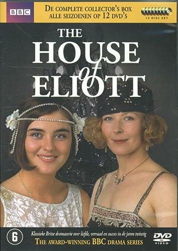 9789089412744: The house of Eliott: klassieke Britse dramaserie over liefde verraad en succes in de jaren twintig de complete collectie collectie