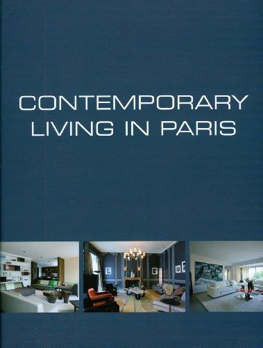 9789089440013: Contemporary Living in Paris