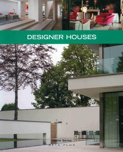 9789089440419: Designer Houses (Home)