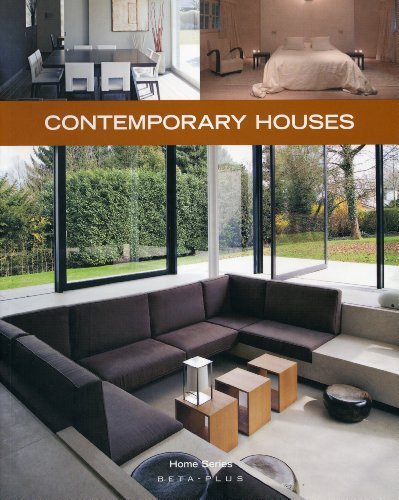 9789089440440: Contemporary Houses (Home)