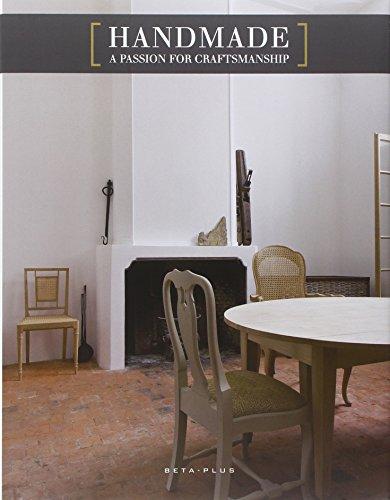 9789089440679: Handmade: A Passion for Craftsmanship