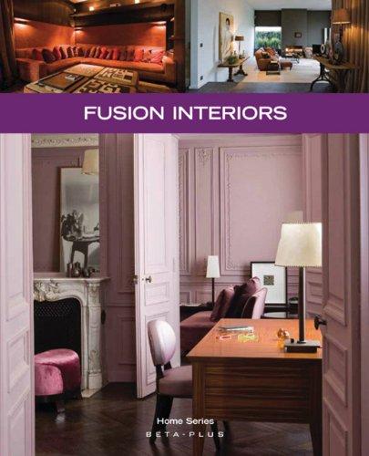 9789089440792: Fusion Interiors (Home (Beta-Plus))