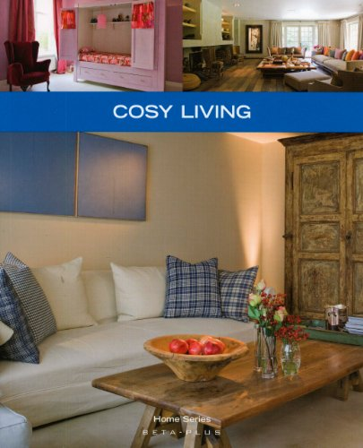 9789089440808: Cosy Living (Home Series)