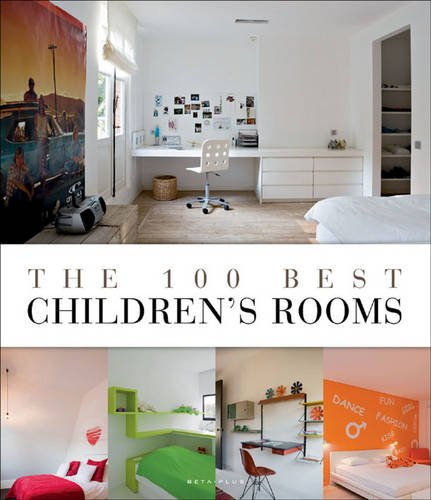 9789089441164: The 100 Best Children's Rooms