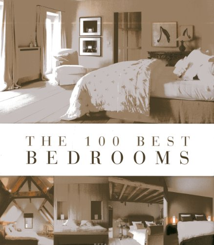 9789089441225: The 100 Best Bedrooms