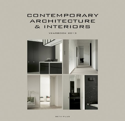 9789089441355: Contemporary Architecture & Interiors Yearbook2013