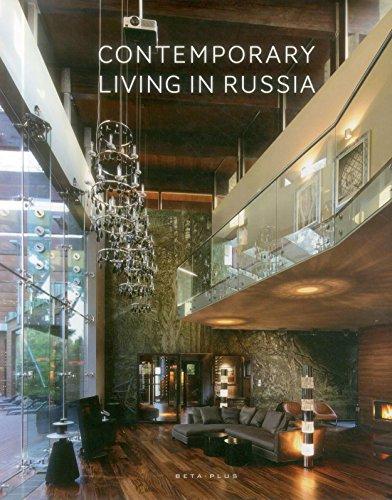 9789089441454: Contemporary Living in Russia