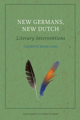 9789089640284: New Germans, New Dutch: Literary Interventions (Palimpsest: Disorientations)