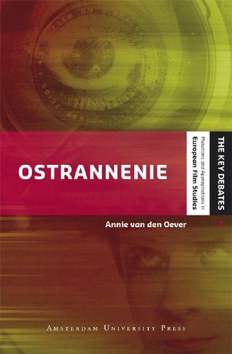 9789089640796: Ostrannenie (Amsterdam University Press - European Film Studies - Key Debates)